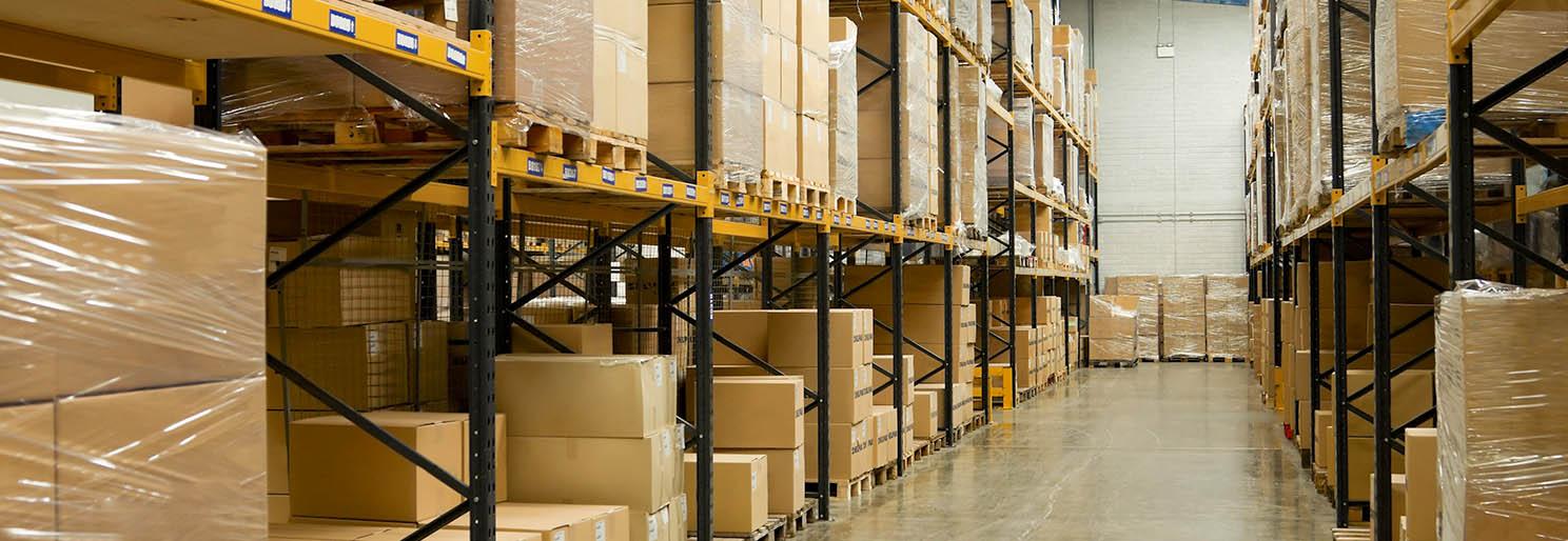 Empresa de logistica en barcelona - almacenaje