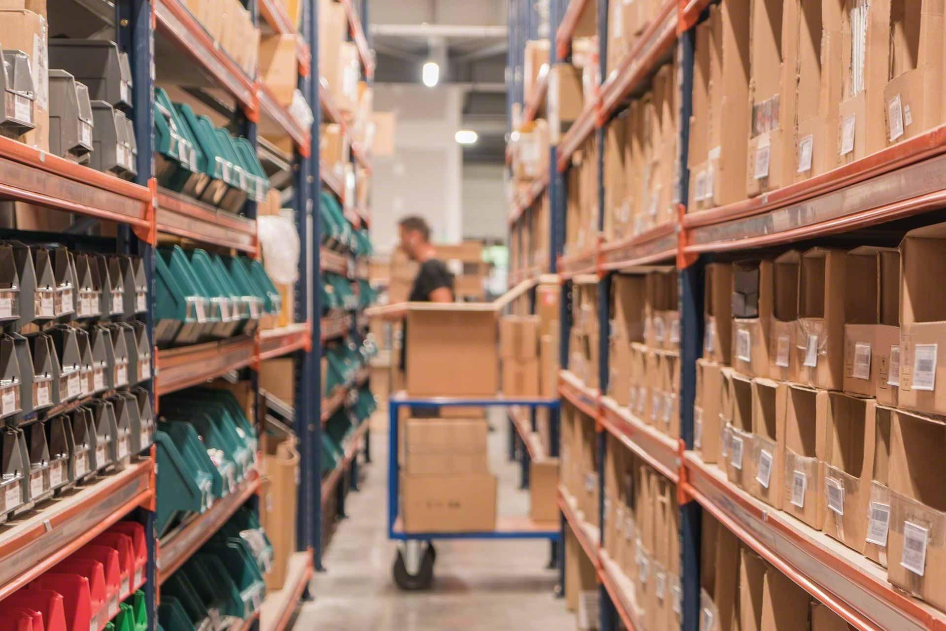 Empresa de logistica en barcelona - Picking
